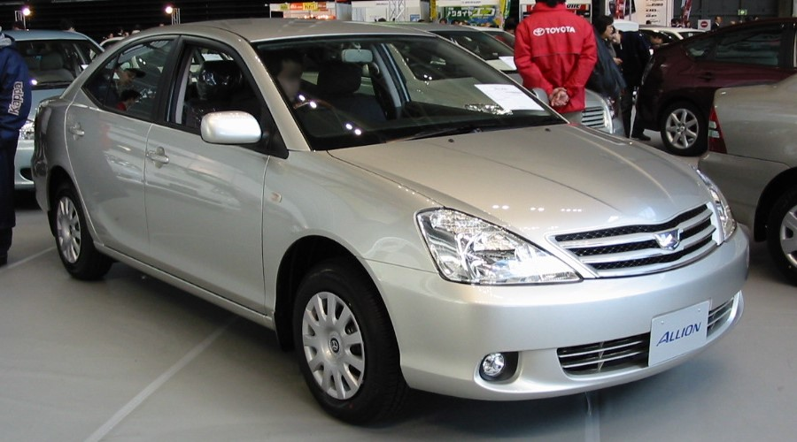 Image Search Interest Vehicles Toyota Allion