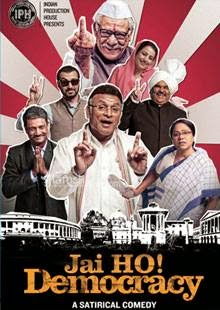 Jai Ho Democracy Poster