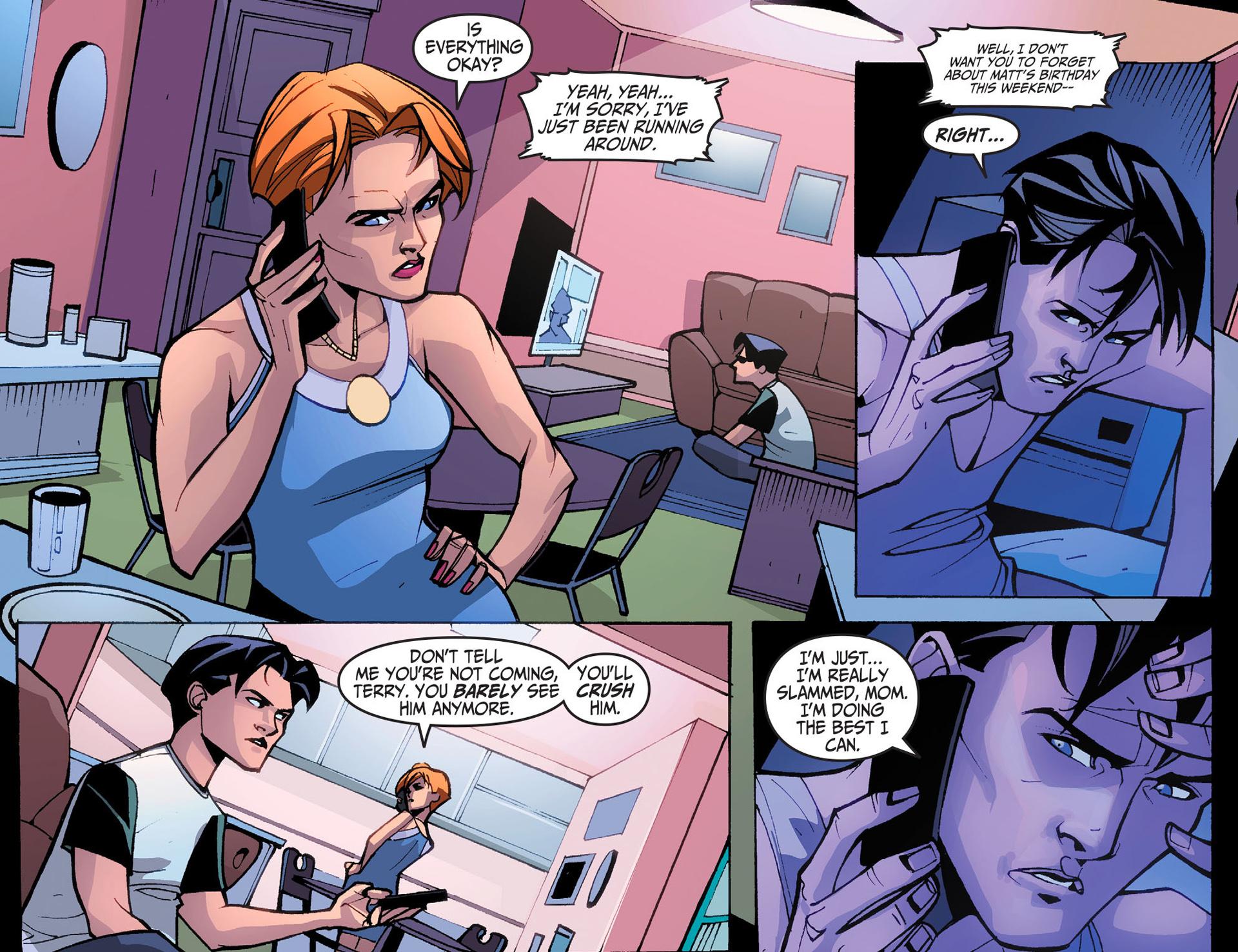 Batman Beyond 2.0 #3 #38 - English 20