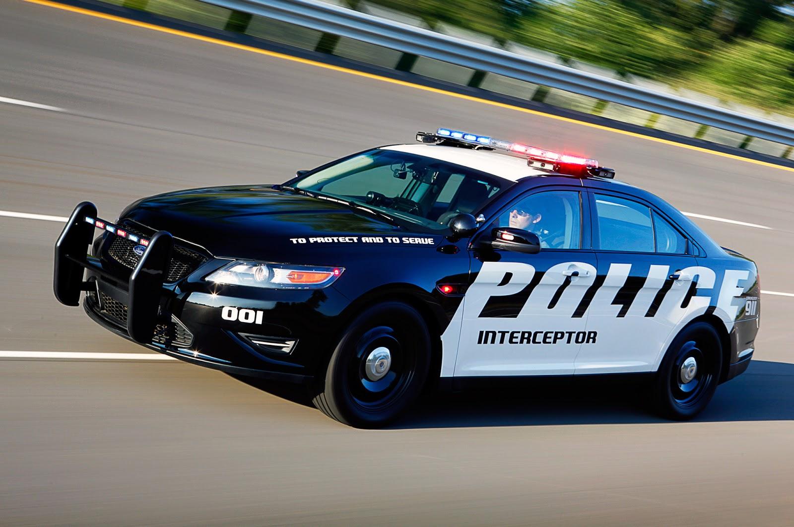 Police Car