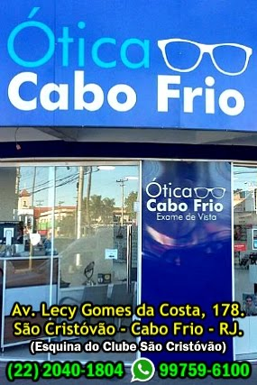 Ótica Cabo Frio