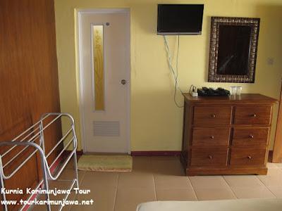 kamar hotel blue laguna apung