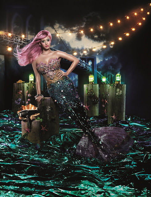 Katy Perry for ghd ad