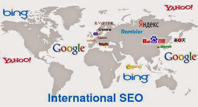 International, Multinational SEO