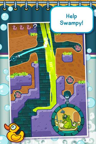 Where's My Water v1.12.0 Full Version APK Android | Android Games Free