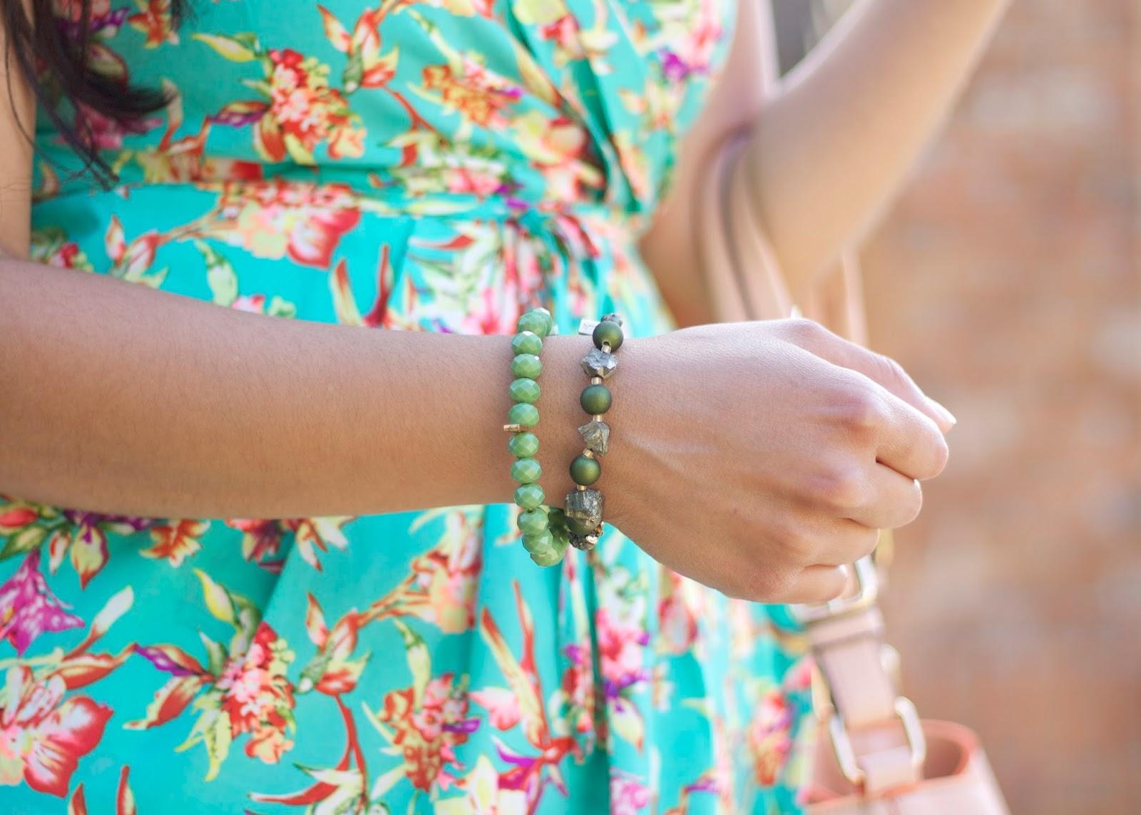 Ziur Design bracelets, jewelry designers in San Diego, San Diego's best jewelry Ziur, Ziur designs on San Diego blogger