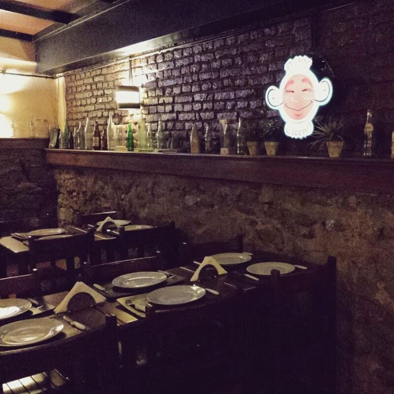 Pizzaria em Montevidéu
