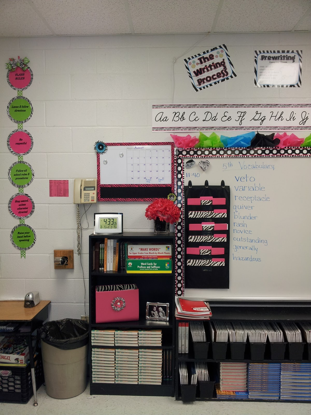 Classroom Decorating Ideas With Zebra Print ~ Images about zebra and jungle classroom theme on
