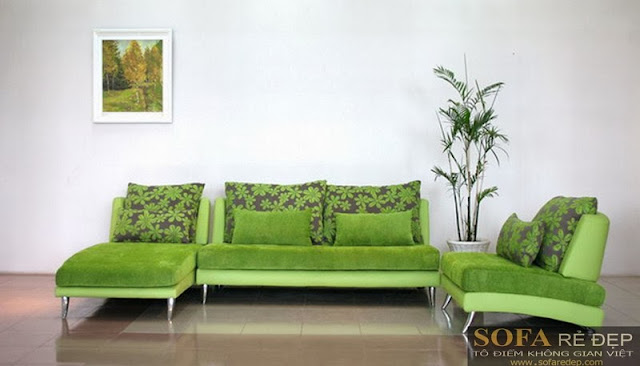 Sofa vải G081