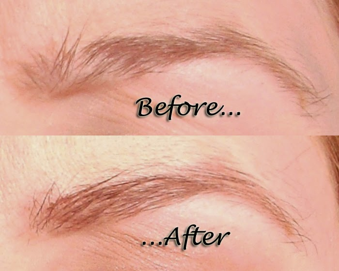 Billion Dollar Brows (BDB)_Hint of Tint_Blonde_$18.beforeandafter