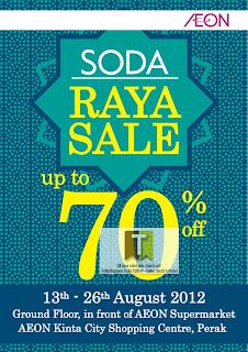 SODA Raya Sale 2012