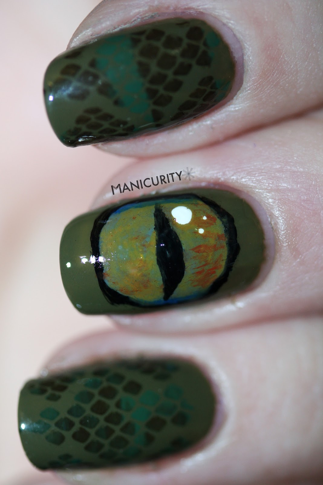 Manicurity: January 2013