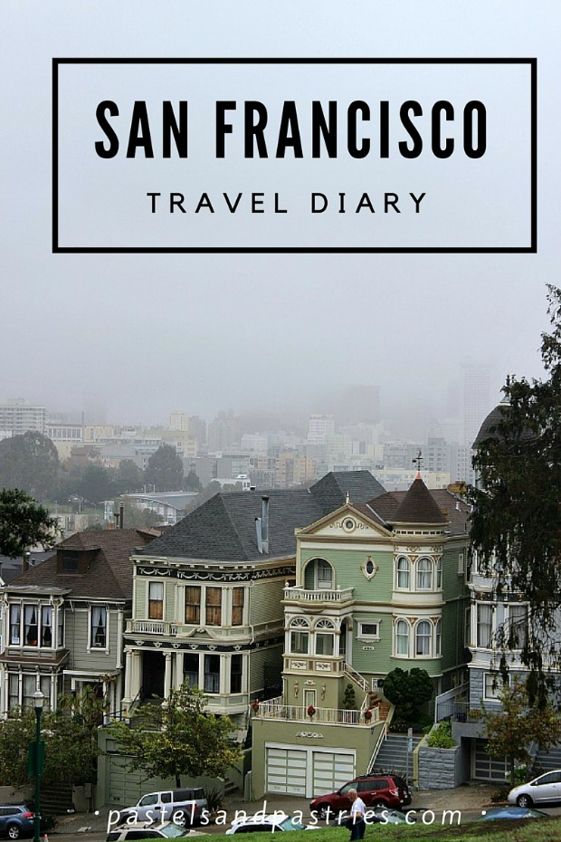 San Francisco Blogger Travel Diary/Guide