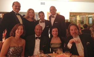 Left top: Stephan Perry, Susan Toliver, Joe Steele, Glenn Tunstull, front row left: Pamela McKoin, Larry Morse, Robin Jaffe Frank, Robert Frank