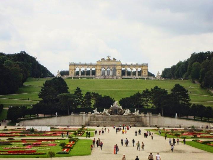 Visitando Viena