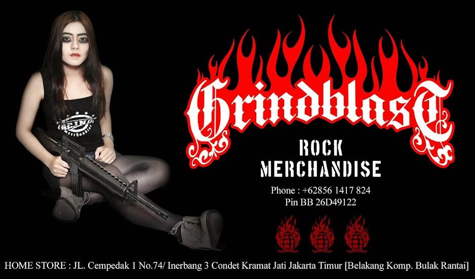 Grindblast Online Store