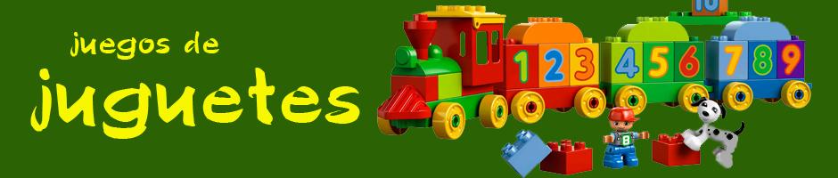 juegos de juguetes