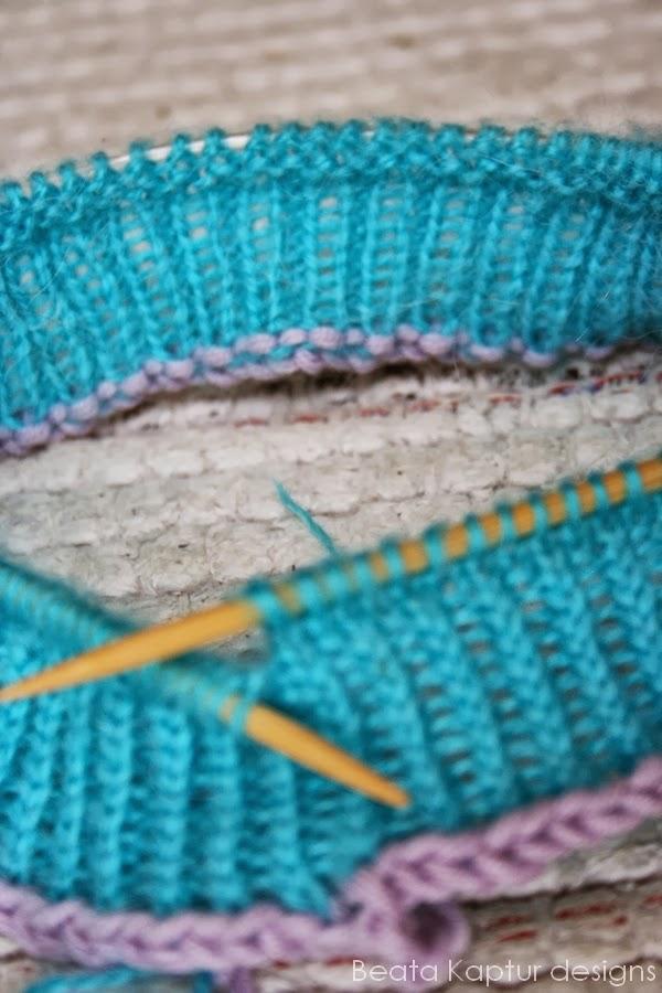 Knit Rib Stitch Continental : koalakidsfashion