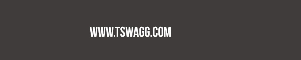 welcome to tSWAGG