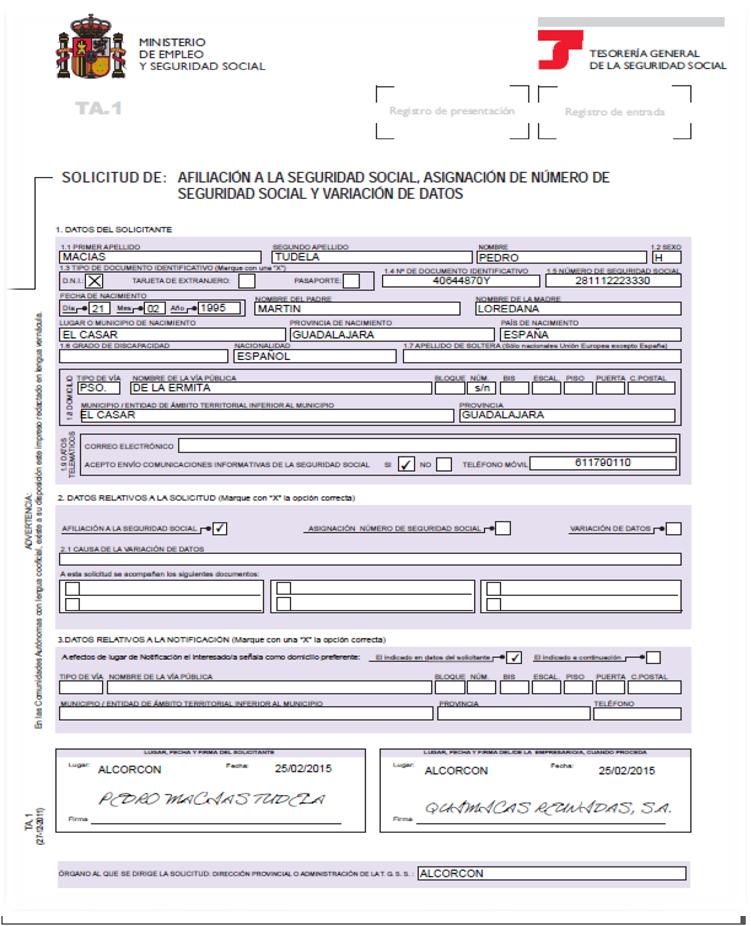 Creeper 121 administracion y finanzas marzo 2015 for Modelo contrato indefinido