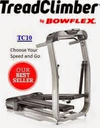 The BowFlex TC10 Best Seller