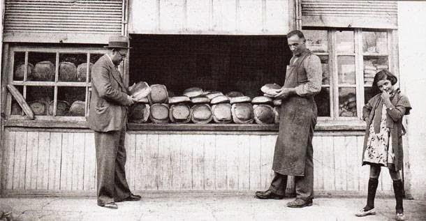 Ο αγώνας του ανθρώπου για ένα καρβέλι ψωμί