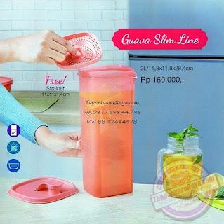 Tupperware Promo Juli 2015 Guava Slim Line