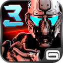 N.O.V.A. 3 - Near Orbit Vanguard Alliance App iTunes Google Play Kindle App Icon Logo By Gameloft - FreeApps.ws