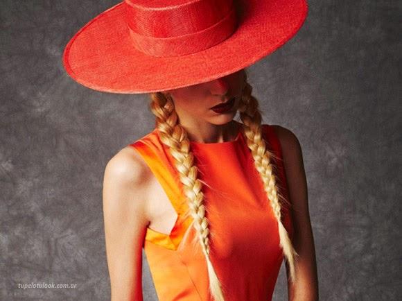 pelo 2014 capelinas sombreros