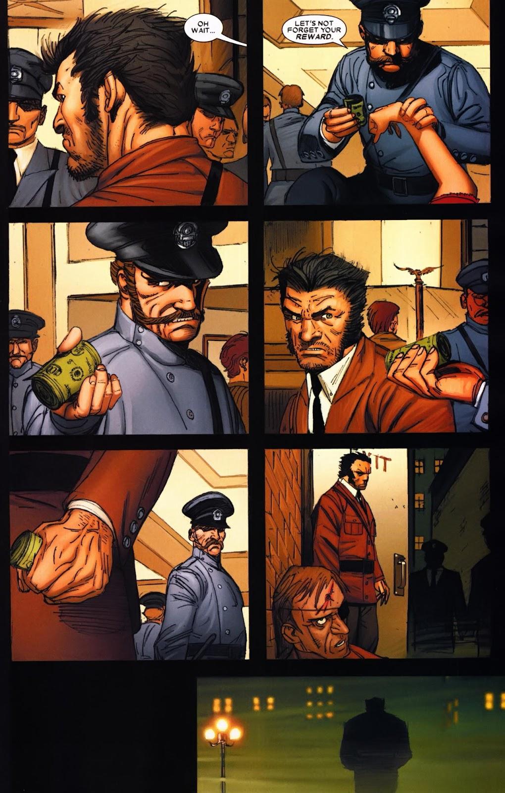 Read online Wolverine (2003) comic -  Issue #65 - 17