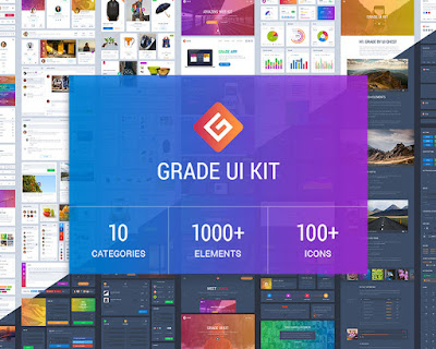 All Premium UI Kits, Icons, Fonts – Black Friday Special