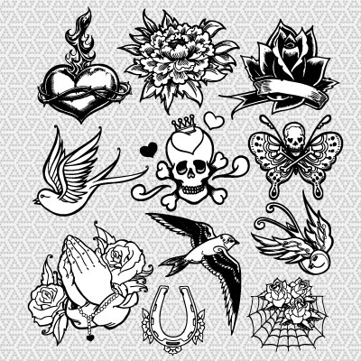 Free Tattoo on Free Tattoo Flash