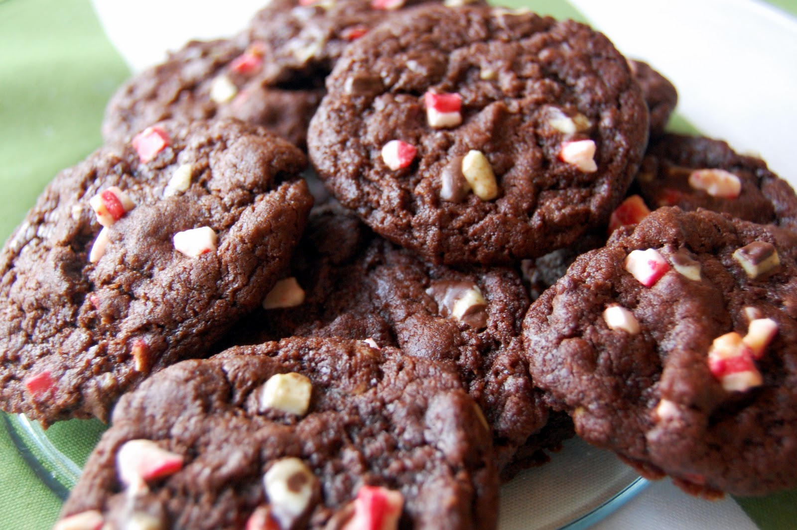 Cookie Week: Double Chocolate Chunk Cookies – The Small Things Blog