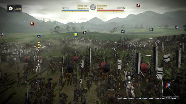 Nobunaga's Ambition Sphere of Influence HD Wallpaper