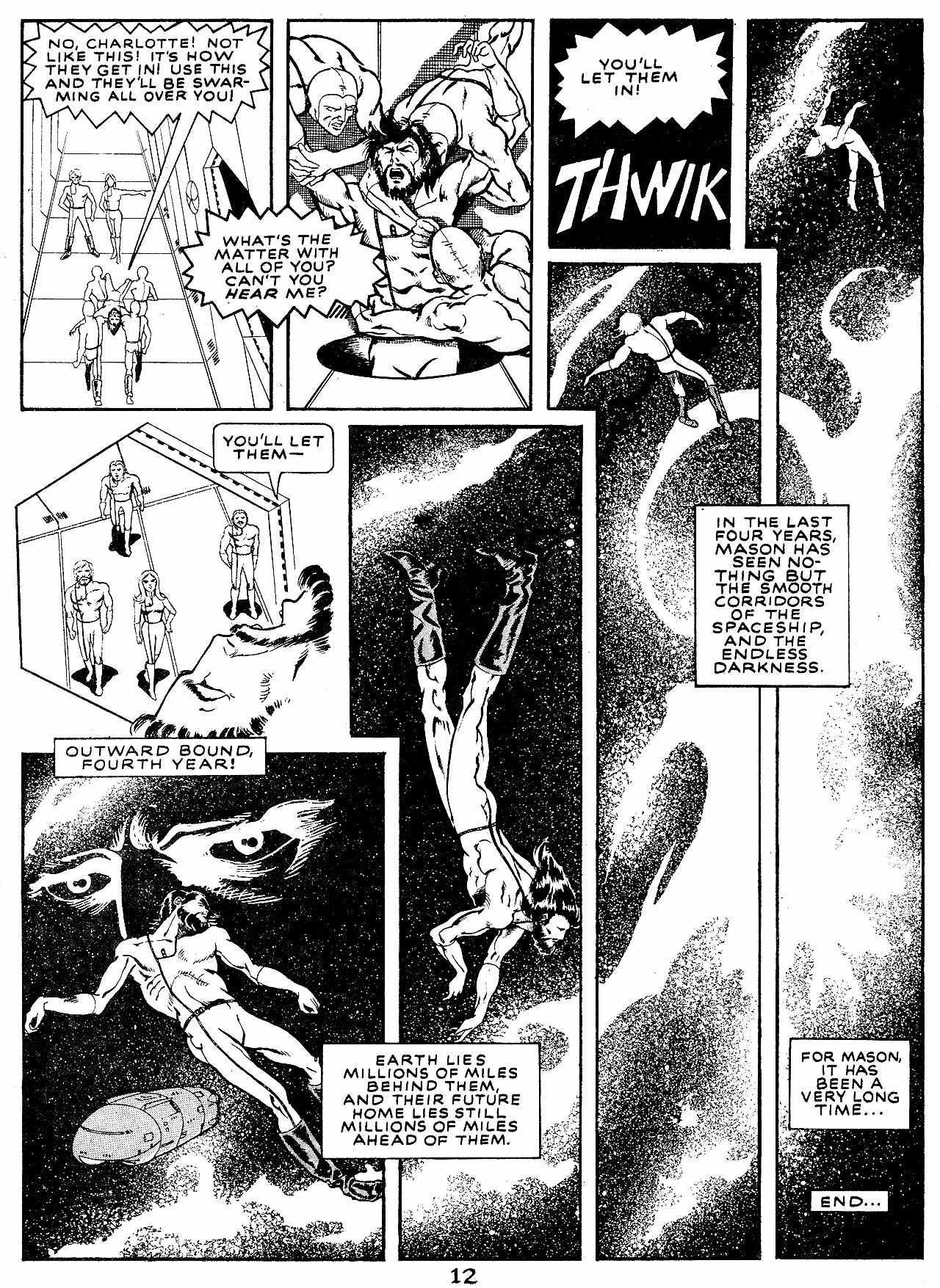 Read online Star*Reach comic -  Issue #18 - 34