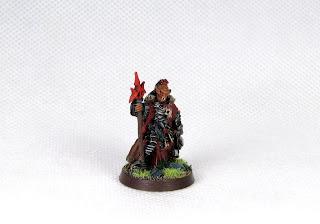 Figurka Władca Pierścieni Mordorski Szaman