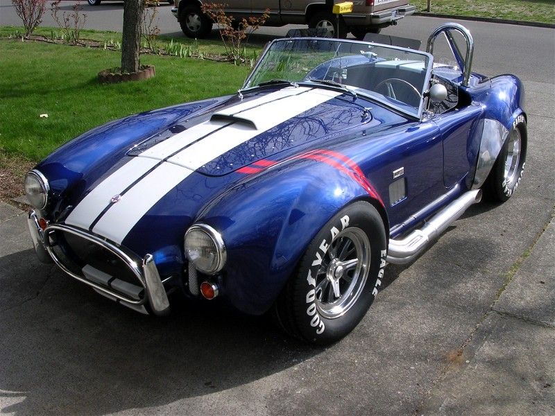 real shelby cobra