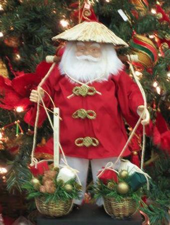 christmas around the world christmas in china