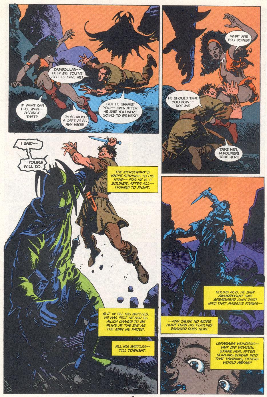Conan the Barbarian (1970) Issue #272 #284 - English 7
