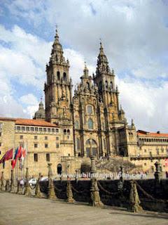 Día de Santiago. 25 de julio.