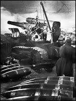 Soviet 203mm B-4 howitzer model 1931