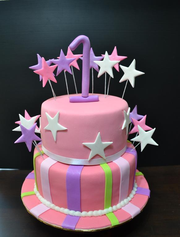 Birthday Cakes Twinkle Little Star Cakeschocolates Collection