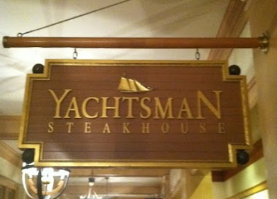 Yachtsman Steakhouse Disney