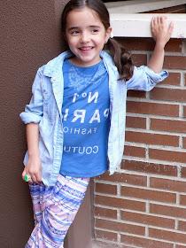 pequeña fashionista #gente somos @alittlefashionista