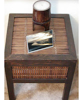 Bamboo End Table2