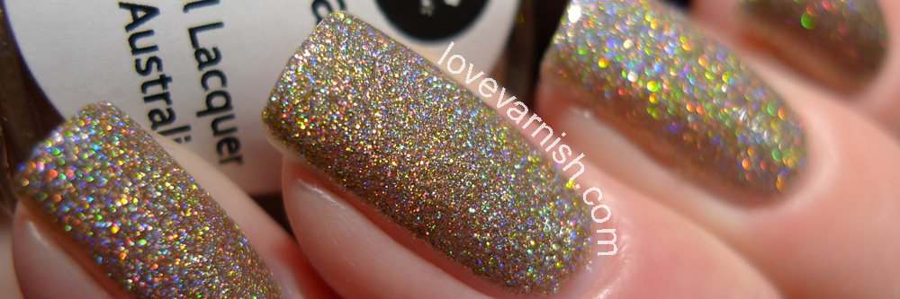 LilypadLacquer Diamond in The Rough