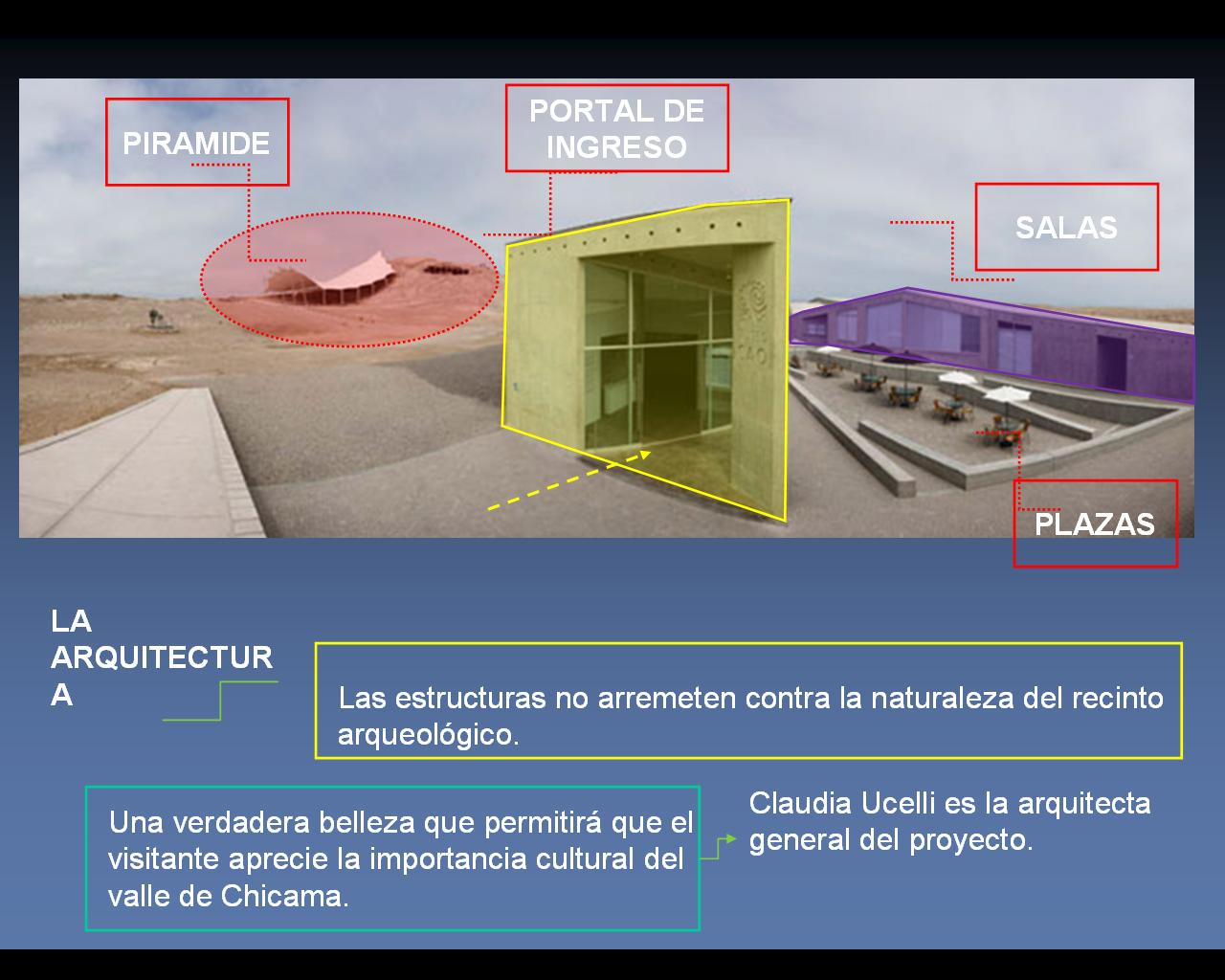 Apuntes revista digital de arquitectura museo de sitio for En que universidades hay arquitectura