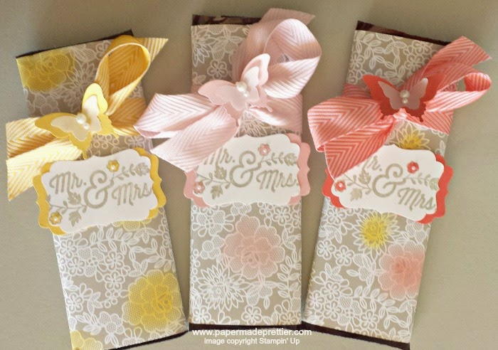 Papermadeprettier How To Create Easy Diy Customized Wedding Favors