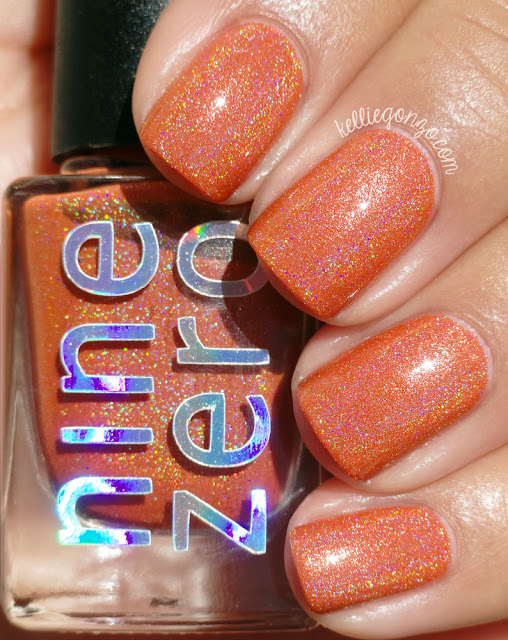 Nine Zero Lacquer Pumpkin Everything