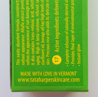 TATA HARPER IS MADE WITH LOVE IN VERMONT USA